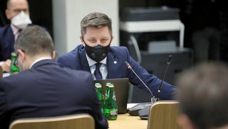 Michał Dworczyk PAP/Wojciech Olkuśnik