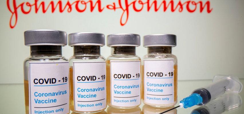 Europejska Agencja Leków bada sprawę zakrzepów krwi po podaniu szczepionki Johnson & Johnson