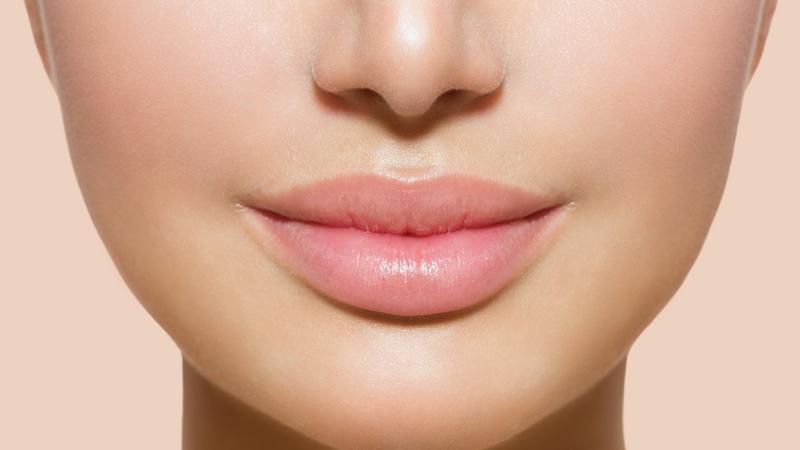 Piękne usta