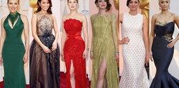 Najpiękniejsze suknie na Oscarach