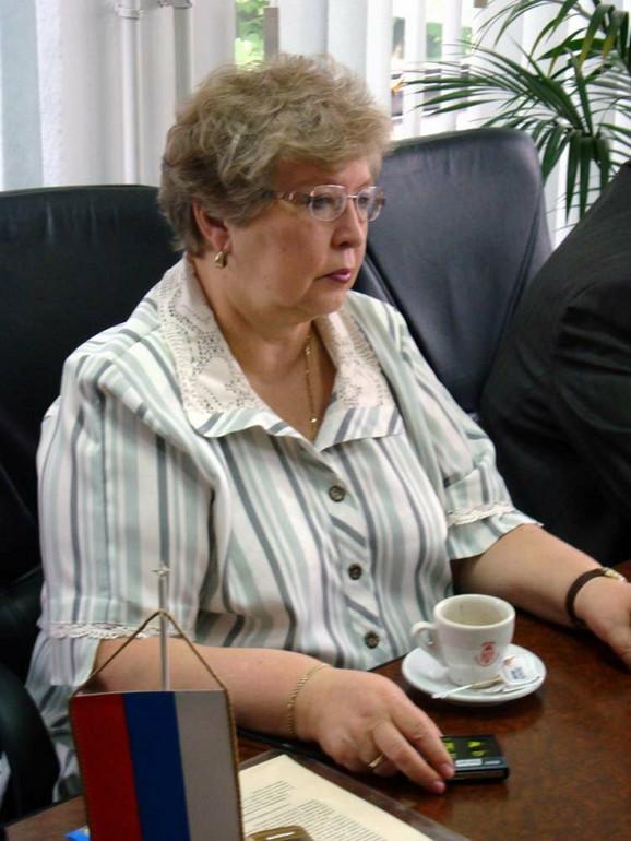 Poznaje situaciju na Balkanu: Jelena Guskova