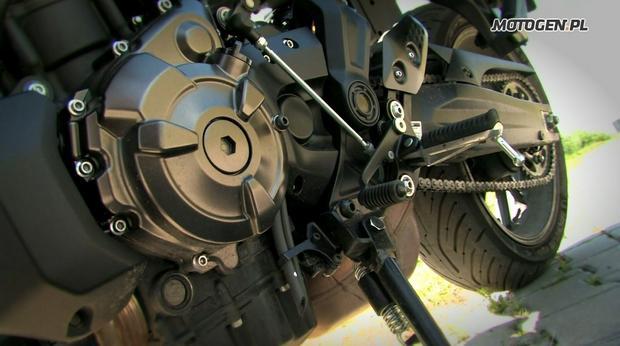 Silnik - Tracer 700