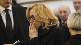 Agata Młynarska pokazała wzruszające nagranie z pogrzebu taty. Padają piękne słowa