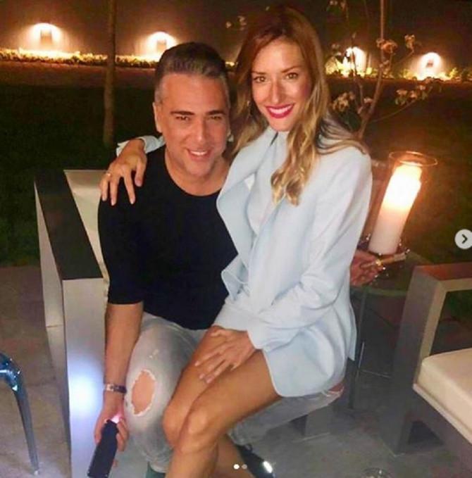 Jovana i Željko Joksimović