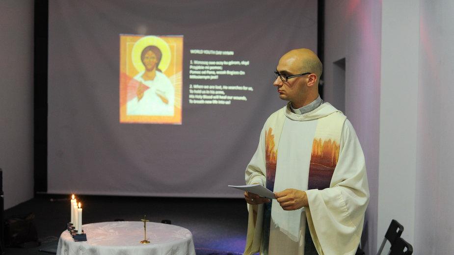 Biskupem Reformowanego Kościoła Katolickiego jest ks. Tomasz Puchalski
