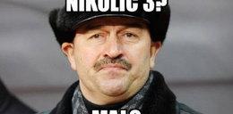 Szalone memy po debiucie Czerczesowa w Legii!