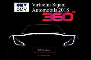 Posetite SAJAM AUTOMOBILA 2018 pomoću 3D virtuelne ture!