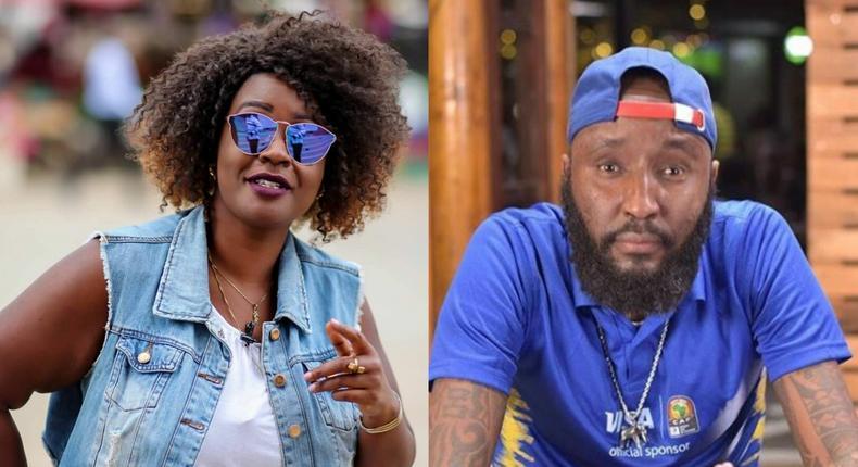 Kalekye Mumo opens up on working with Shaffie Weru again