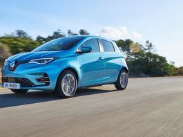 Nowe Renault Zoe –zasięg do 390 km