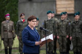 Prezydent: Nie rozumiem wypowiedzi Tuska na temat przemówienia premier w Auschwitz