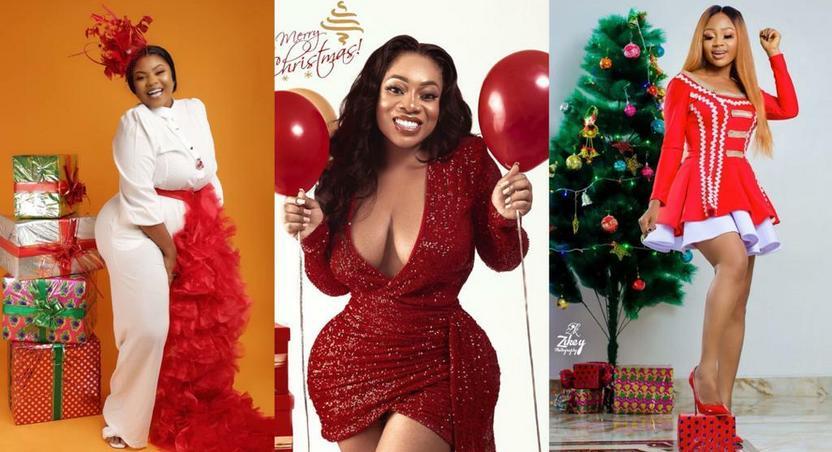 Ghanaian Celebrities on Christmas