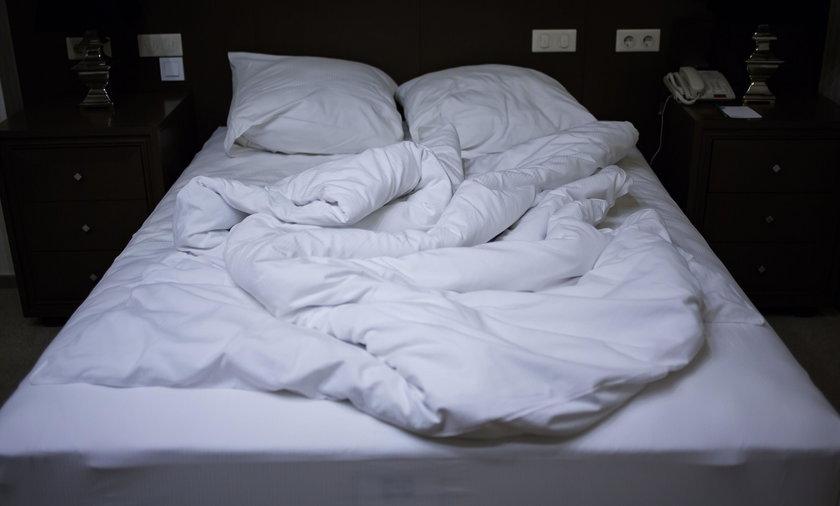 W sypialni czają się niebezpieczne substancje