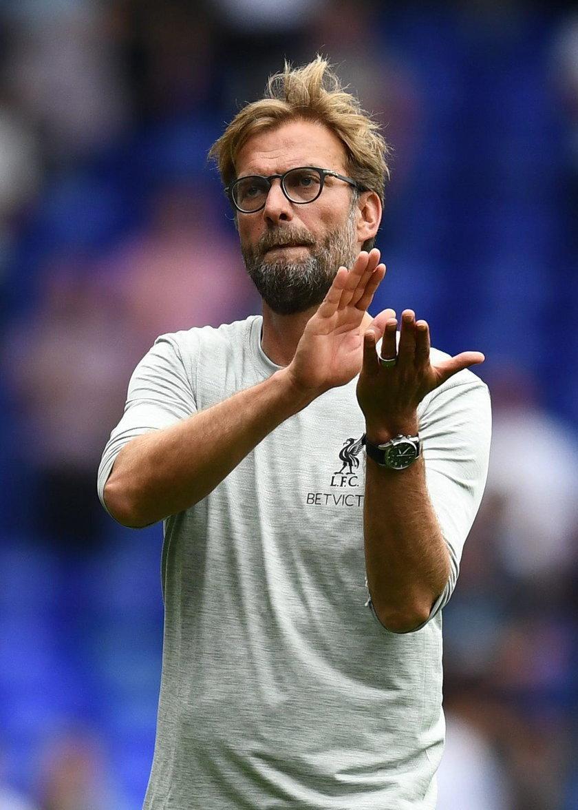 Juergen Klopp przyszłym trenerem Bayernu Monachium?