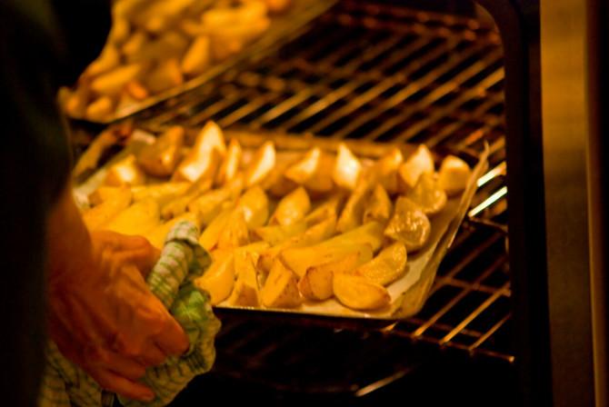 Priprema krompira