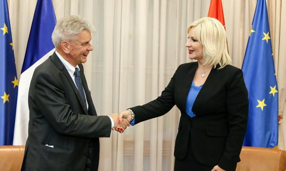 Alen Rišar i Zorana Mihajlović