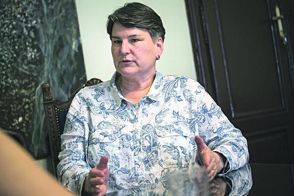 Rektorka Ivanka Popović