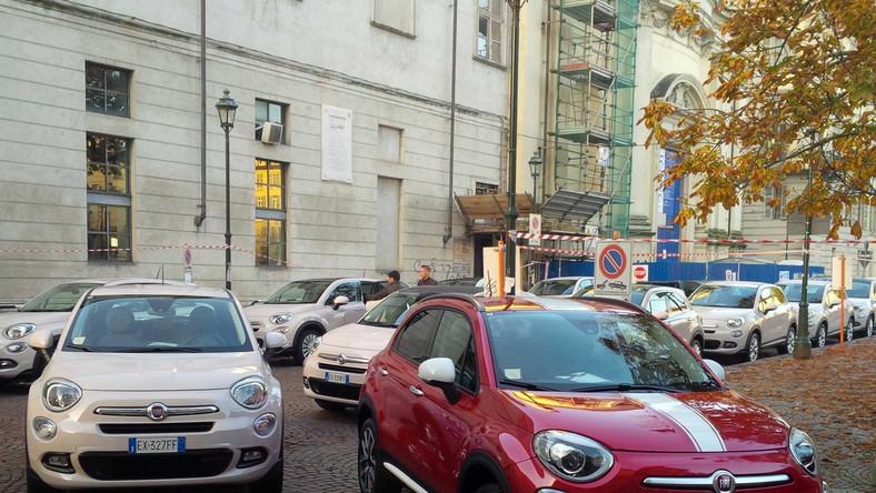 Nowy fiat 500X to najważniejsza premiera włoskiego producenta w 2014 roku. 500X powiększa rodzinę modelu 500 produkowanego w Polsce i wjeżdża do klasy crossoverów - będzie pojazdem krzyżującym auto miejskie z vanem i podniesionym zawieszeniem stosowanym w SUV-ach.