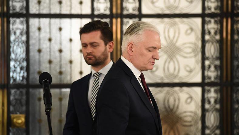Jarosław Gowin, Kamil Bortniczuk