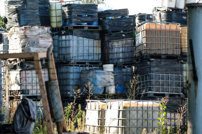 Likwidacja składowiska odpadów w Mysłowicach