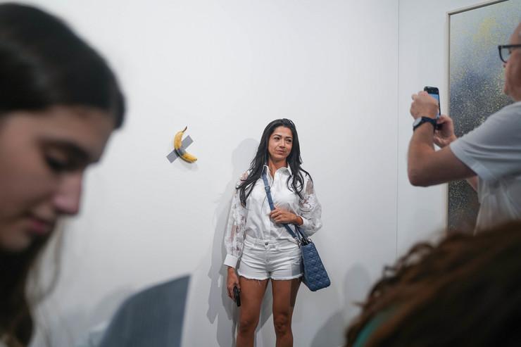 Banana na zidu