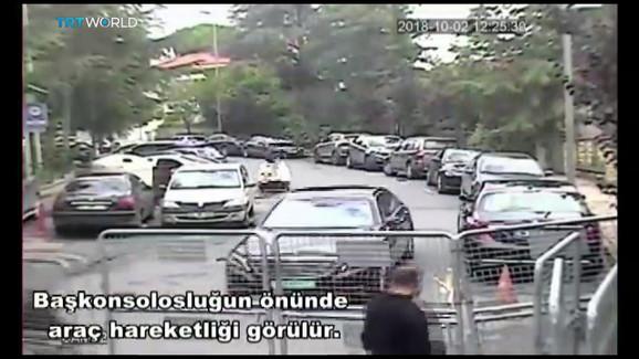 Sumnjiva vozila kod konzulata
