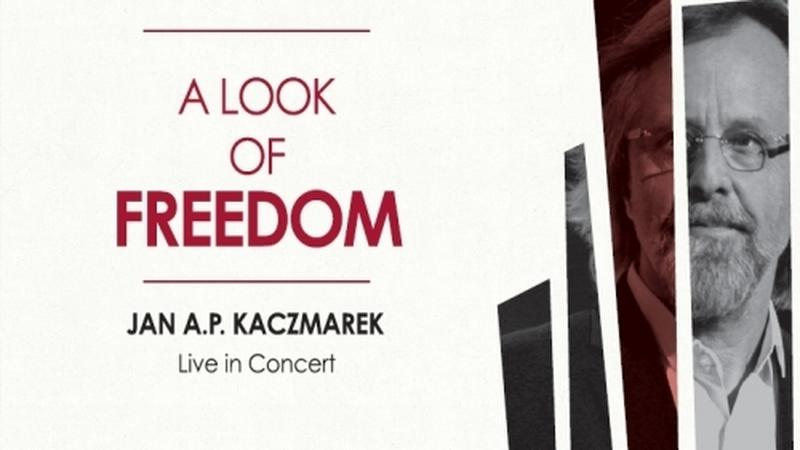 "Jan A.P. Kaczmarek - ""A Look of Freedom"""