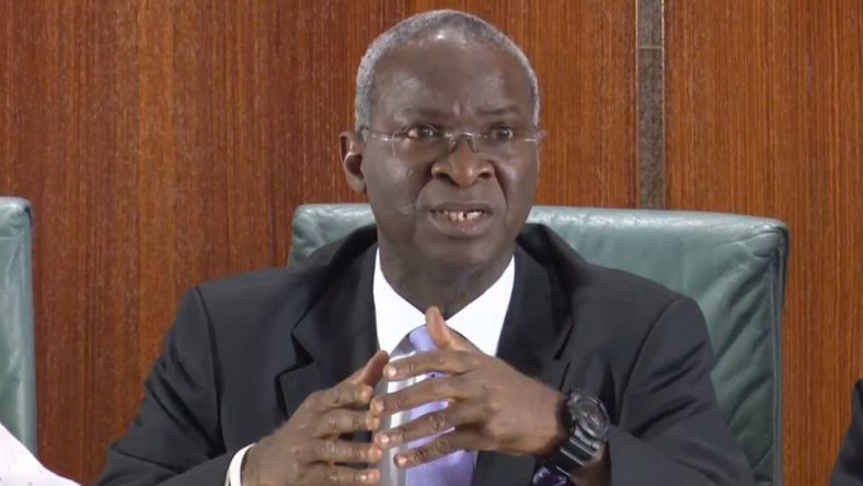 Babatunde Raji Fashola says many countries beg Nigeria fro food during lockdown. (Premium Times)