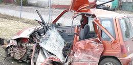Pijak zabił kierowcę tico