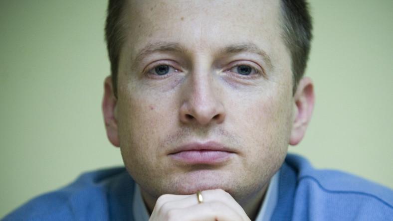 Konrad Piasecki: Platforma zjada własny język