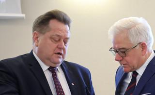 Zieliński o pomocy finansowej rządu po powodziach: Nikogo nie zostawimy bez wsparcia