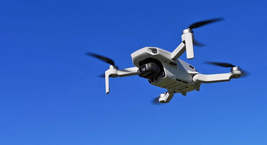 Kamera-Drohne DJI Mavic Mini im Test: klein, gut und günstig