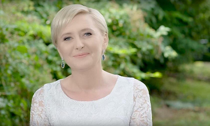 Prezes nie lubi Agaty Kornhauser – Dudy i ojca prezydenta