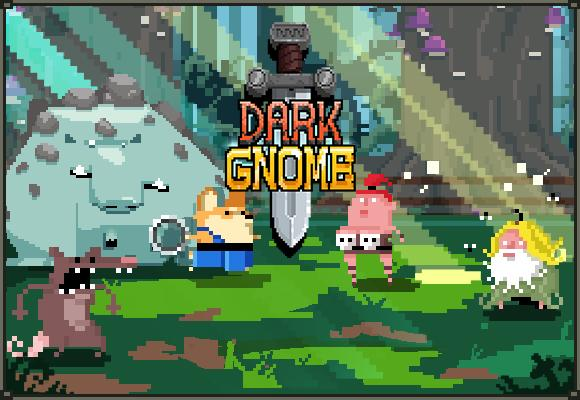 gameplanet Dark Gnome