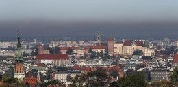 Kraków na smog wydał miliony