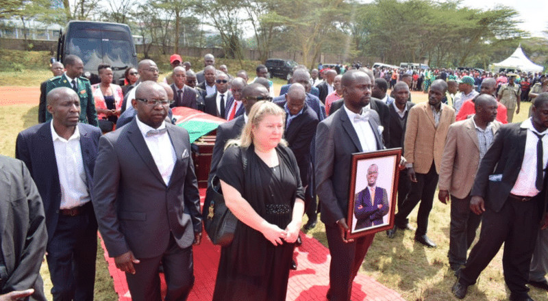 Revealed: How ODM MPs were left in the dark during Ken Okoth's cremation