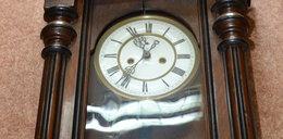 Odzyskali zabytkowy zegar wart kilka tys. zł!