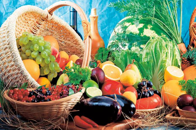 Jedite namirnice po bojama i spasite se bolesti: Crvena za srce, zelena štiti od raka, bela jača imunitet...