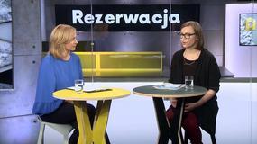 """""""Rezerwacja"""": Aneta Kyzioł o spektaklu """"Klątwa"""""""
