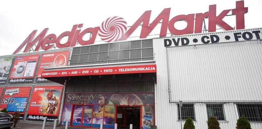 Obostrzenia - Tak Media Markt obchodzi zakazy i otwiera sklepy!