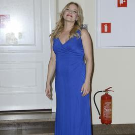 Roma Gąsiorowska nie ma szczęścia do mody... A projektowała ubrania!
