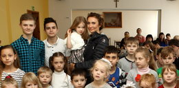 Dominika Kulczyk zaprasza dzieci do wspólnego pomagania