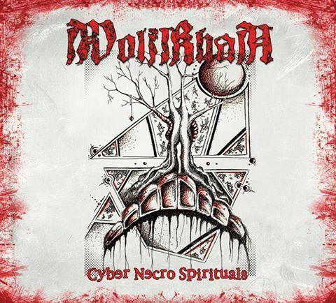 "WOLFKHAN – ""Cyber Necro Spirituals"""