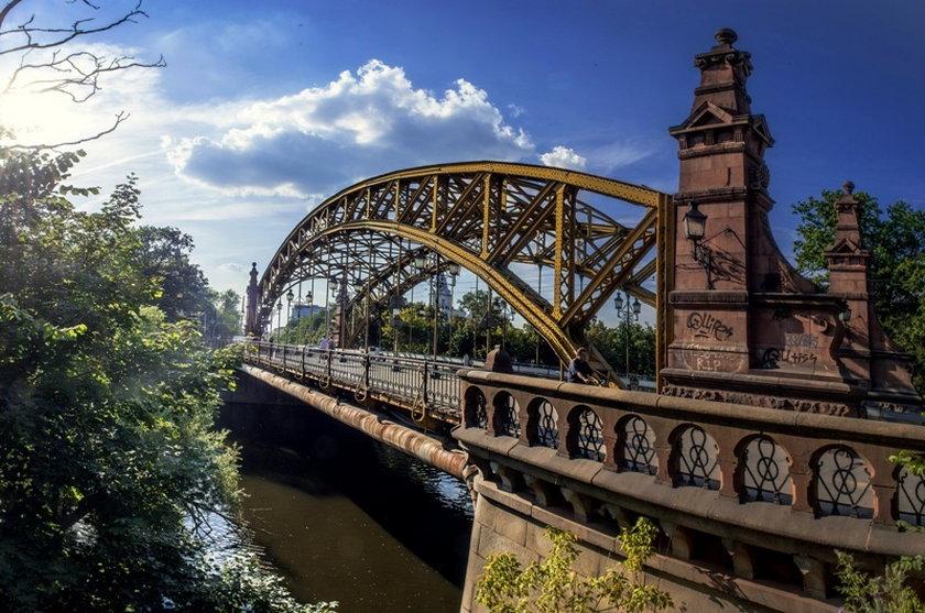 Most Zwierzyniecki we Wrocławiu