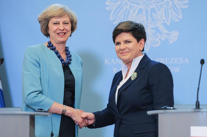 Historyczna wizyta premier Beaty Szydło w Londynie