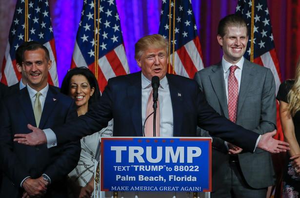 Donald Trump, EPA/ERIK S. LESSER Dostawca: PAP/EPA