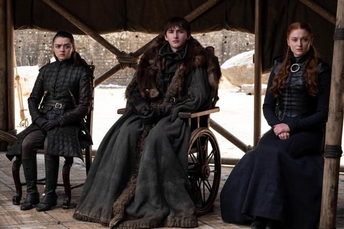 Scena iz poslednje epizode