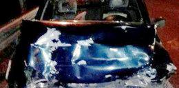 Auta wpadły w poślizg. 7 osób rannych!
