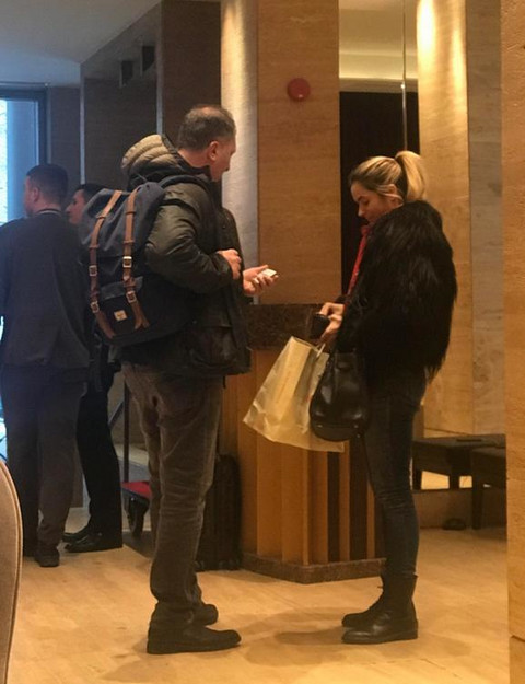 Slučajnost? Ova glumica uhvaćena u hotelu gde se nalazi i Džoni Dep! VIDEO