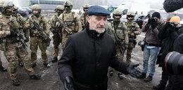 Macierewicz będzie degradował żołnierzy