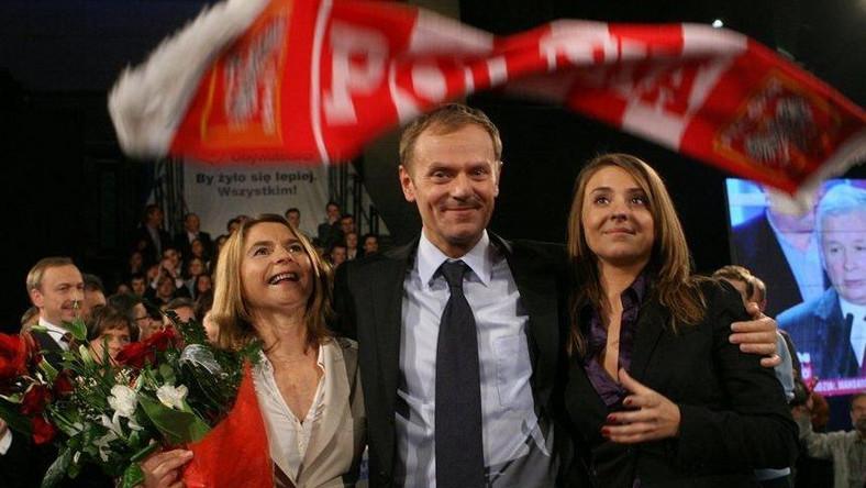 Córka premiera rządzi Polską